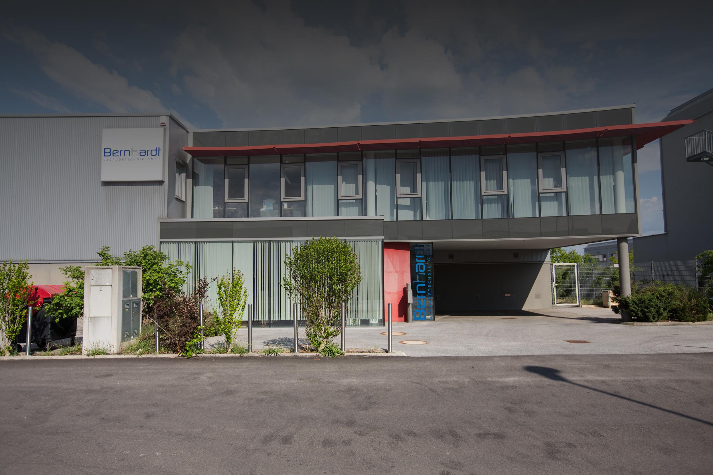 Willkommen bei Bernhardt Gebäudetechnik!